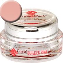 Crystal Nails Builder Pink II. Gel - Rózsaszín építő zselé - 50ml