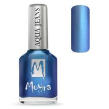 Moyra aqua jeans körömlakk 312