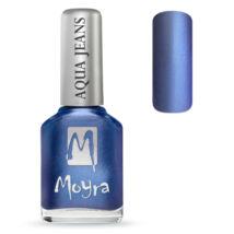 Moyra aqua jeans körömlakk 313