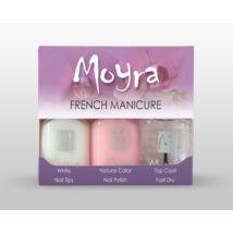 Moyra francia manikür körömlakk szett