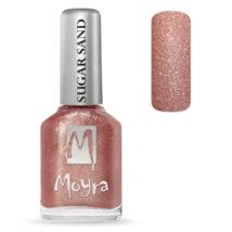 Moyra sugar sand effect körömlakk 868