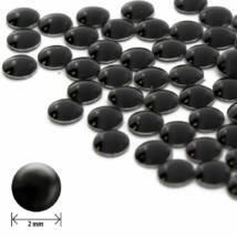 Szegecs 2mm grafit kerek 50db