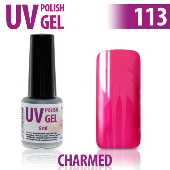 UV Polish Gel - hybrid gél lakk 113.