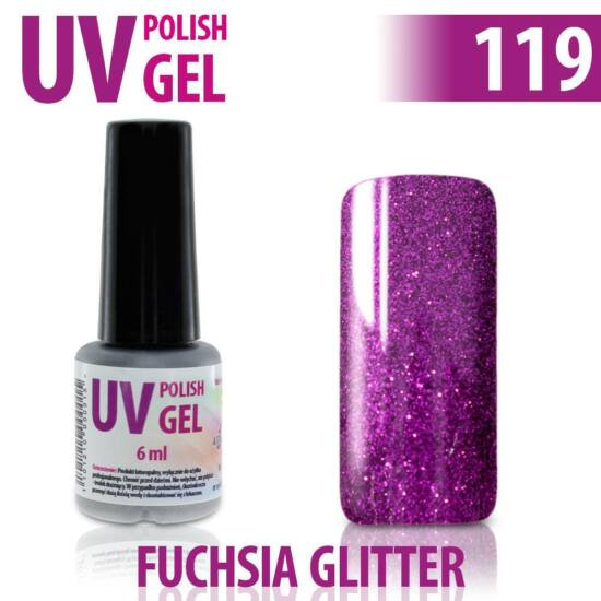 UV Polish Gel - hybrid gél lakk 119.