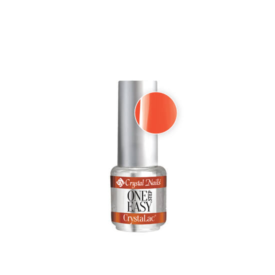 One Step Easy CrystaLac E8 - zamatos mandarin - 4ml