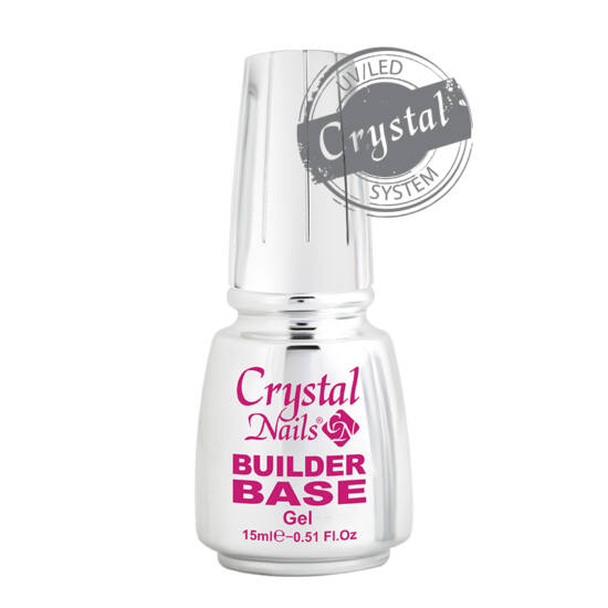 Crystal Nails builder base alap gel 15ml