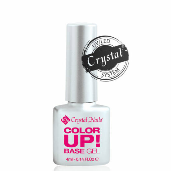 Crystal COLOR UP! Base gel - 8ml