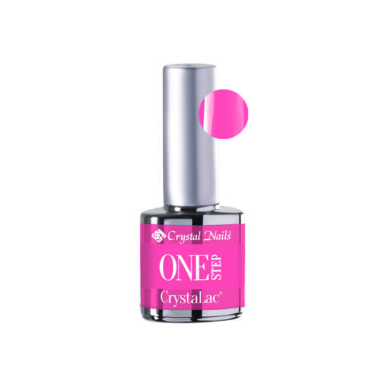 One Step CrystaLac 1S34 - 4ml Cadillac Pink