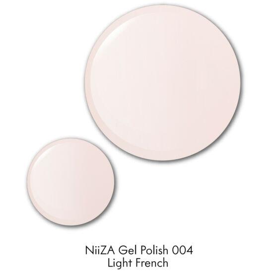 NiiZA Gel Polish 7ml - 004 French