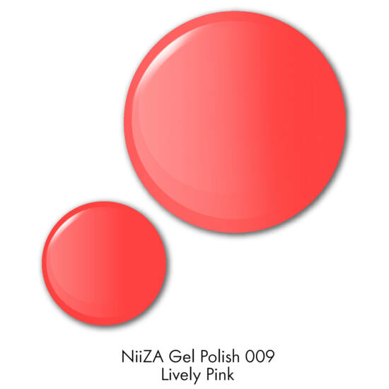 NiiZA Gel Polish - 4ml 009