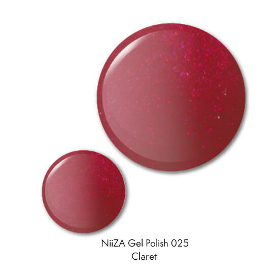 NiiZA Gel Polish 7ml - 025