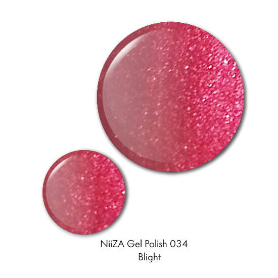 NiiZA Gel Polish - 4ml 034