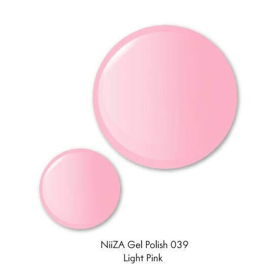 NiiZA Gel Polish 7ml - 039