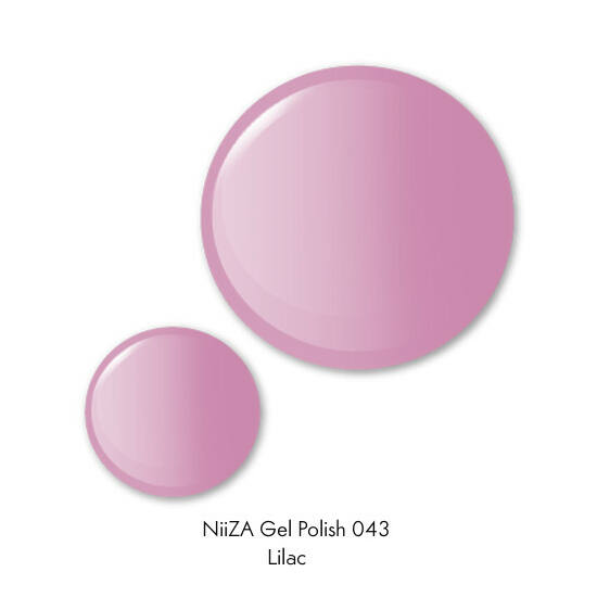 NiiZA Gel Polish 7ml - 043