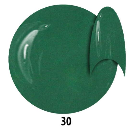 INS gél lakk 30. Zöld