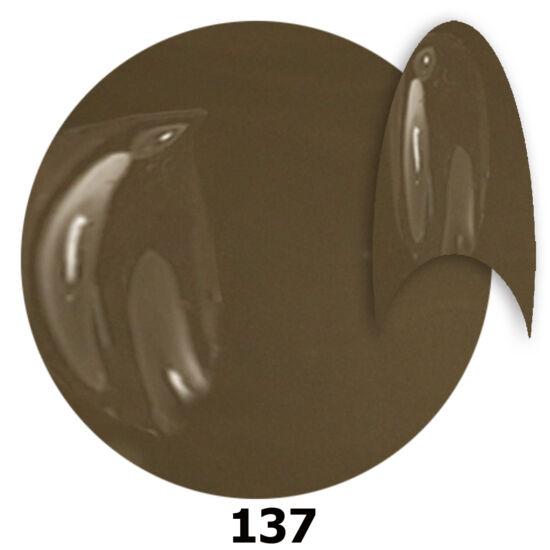 INS gél lakk 137. mogyoróbarna