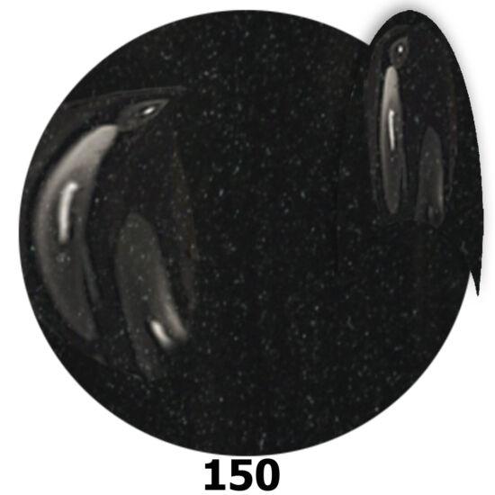 INS gél lakk 150. metál fekete
