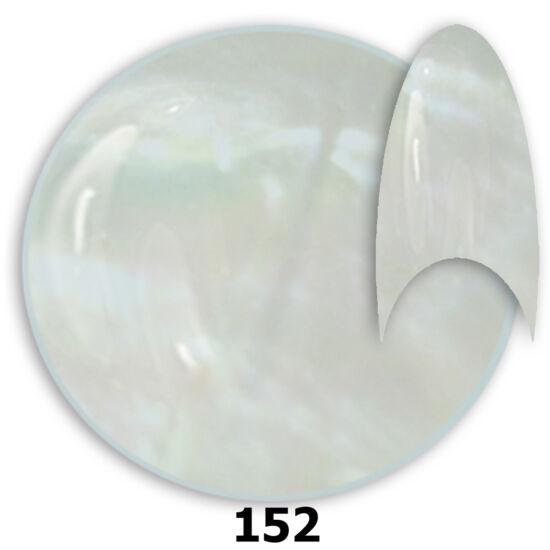 INS gél lakk 152.-Áttetsző pearl