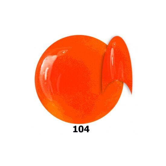 INS gél lakk 104. neon narancs