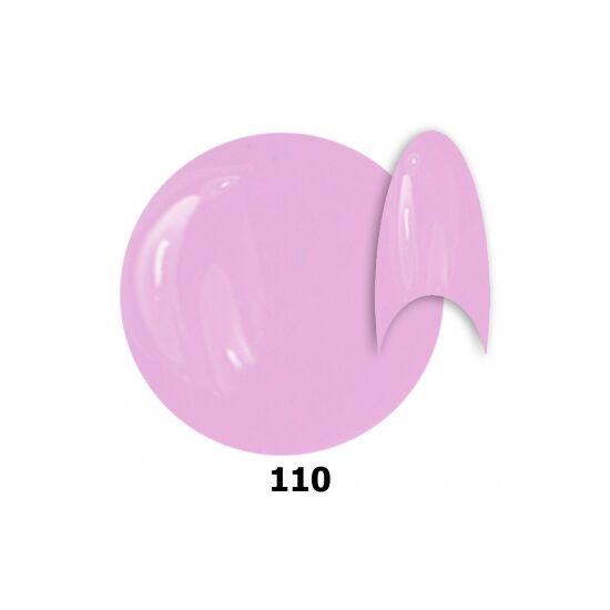 INS gél lakk 110. világos rózsaszín