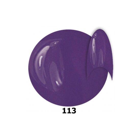 INS gél lakk 113. intenzív levendula