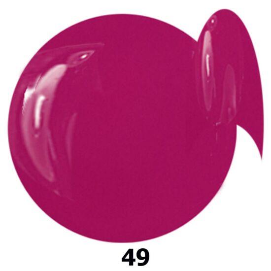 INS gél lakk 49. crazy pink