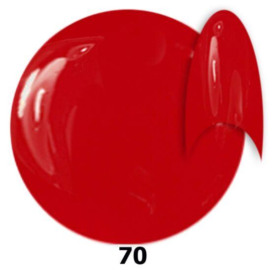 INS gél lakk 70. piros