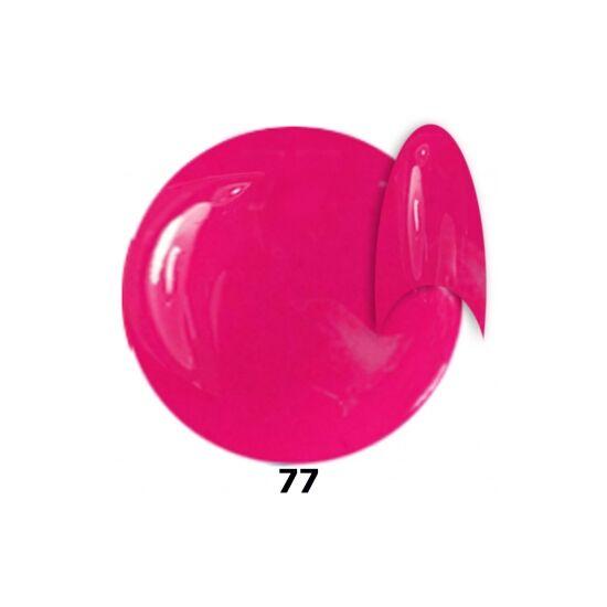 INS gél lakk 77. pink
