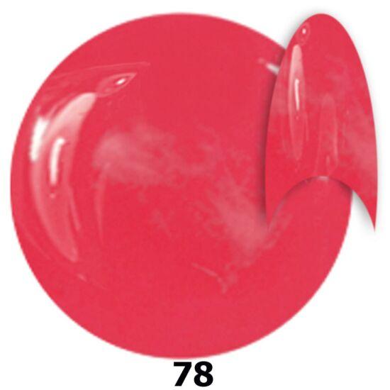 INS gél lakk 78. édes rózsaszín