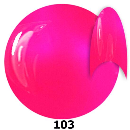 INS gél lakk 103. neon pink