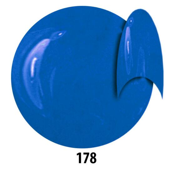 INS gél lakk 178. neon kék