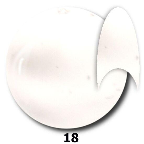 INS gél lakk 18. hófehér