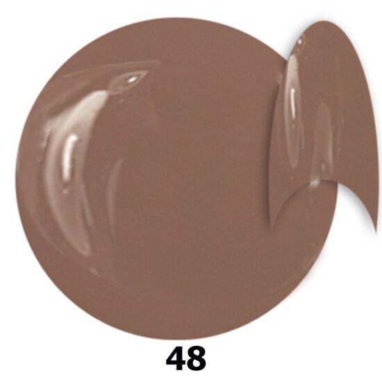INS gél lakk 48. nude caramel 15ml