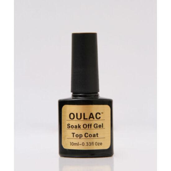 Oulac UV / LED topcoat fedőlakk FIXÁLÁSMENTES