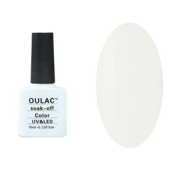 OULAC gél lakk 01. - white