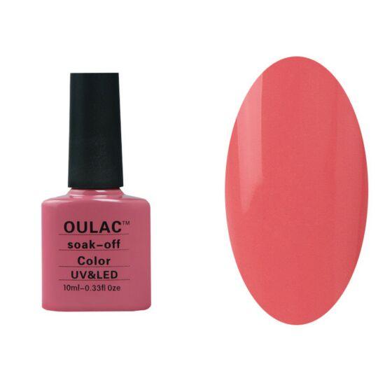 Oulac gél lakk 11 - rózsaszín - fedő