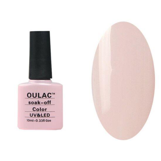 Oulac gél lakk 02 - french pink