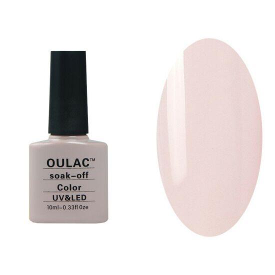 Oulac gél lakk 23 - áttetsző, színtelen