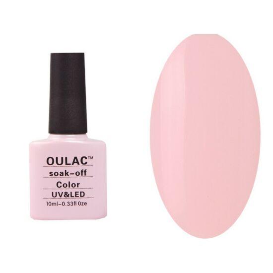 Oulac gél lakk 04 - french pink