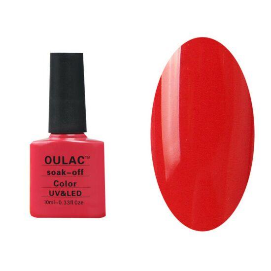 Oulac gél lakk 05 - pirosas rózsaszín - fedő