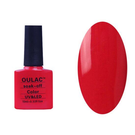 Oulac gél lakk 53 - pink - fedő