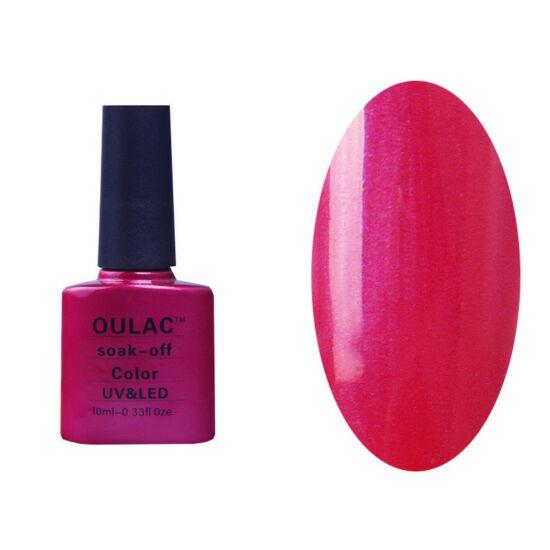 Oulac gél lakk 06 - gyöngyház lilás pink