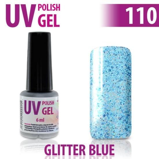 UV Polish Gel - hybrid gél lakk 110.