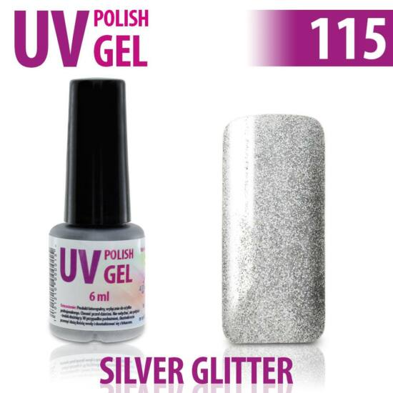 UV Polish Gel - hybrid gél lakk 115.