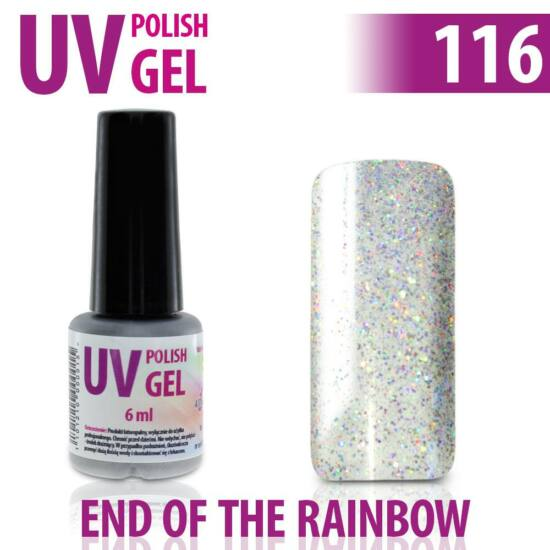 UV Polish Gel - hybrid gél lakk 116.
