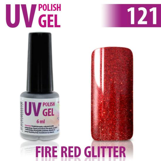 UV Polish Gel - hybrid gél lakk 121.