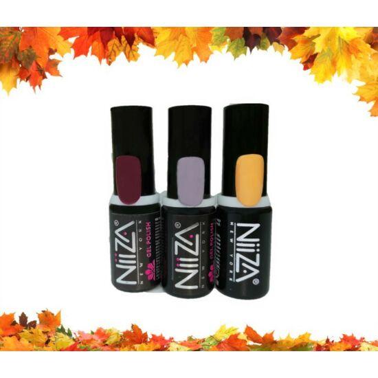 NiiZA Gel Polish Autumn Ősz TRIÓ 102,44,197 (3x7ml)