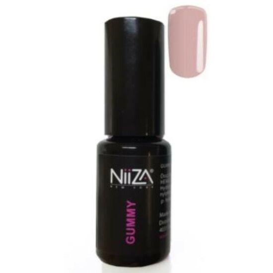 NiiZA Gummy Base Hardener Gel Pink - 7ml