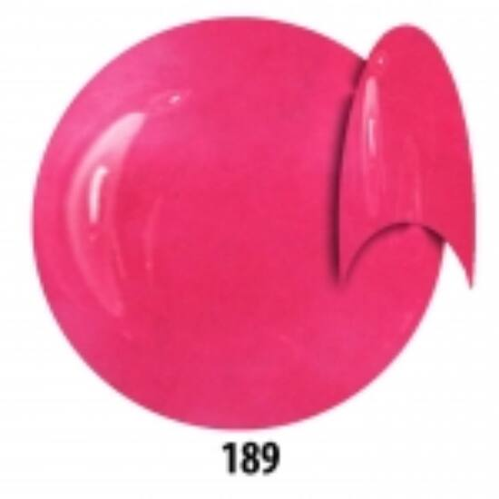 INS gél lakk 189. pink