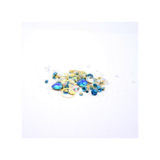 Díszítő Mix - Kék